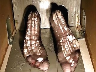 Bianca's Raw Feet Torment 2014 Part 11