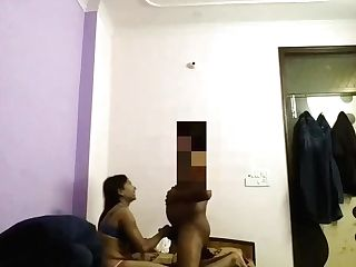 Indian Randi Railing Customer Man-meat