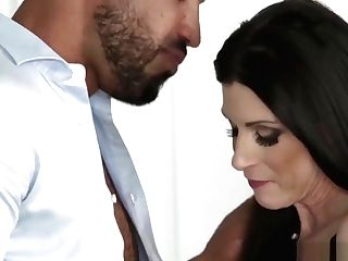 Amazing Mummy India Summer And Alice March Pounded Hard