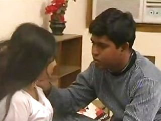 Youthful Guiltless Indian Female Cheated Fucked Hard